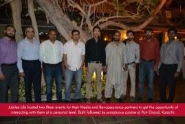 Iftar Dinner - Jubilee Life Insurance