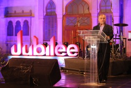 Asif Arif – Commissioner SECP at Jubilee Life Corporate Dinner