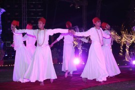Turkish Spiritual Dance Performance - Jubilee Life Insurance
