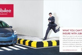 Insure with Jubilee - Print Ad - Jubilee Life Insurance