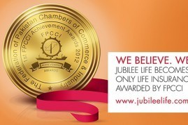We believe. We achieve - Print Ad - Jubilee Life Insurance