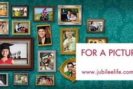 Picture perfect life - Print Ad - Jubilee Life Insurance