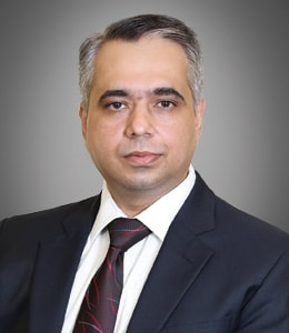 Muhammad Kashif Naqvi - Department Head of Technology, Data Management, Planning & Execution | Jubilee Life Insurance
