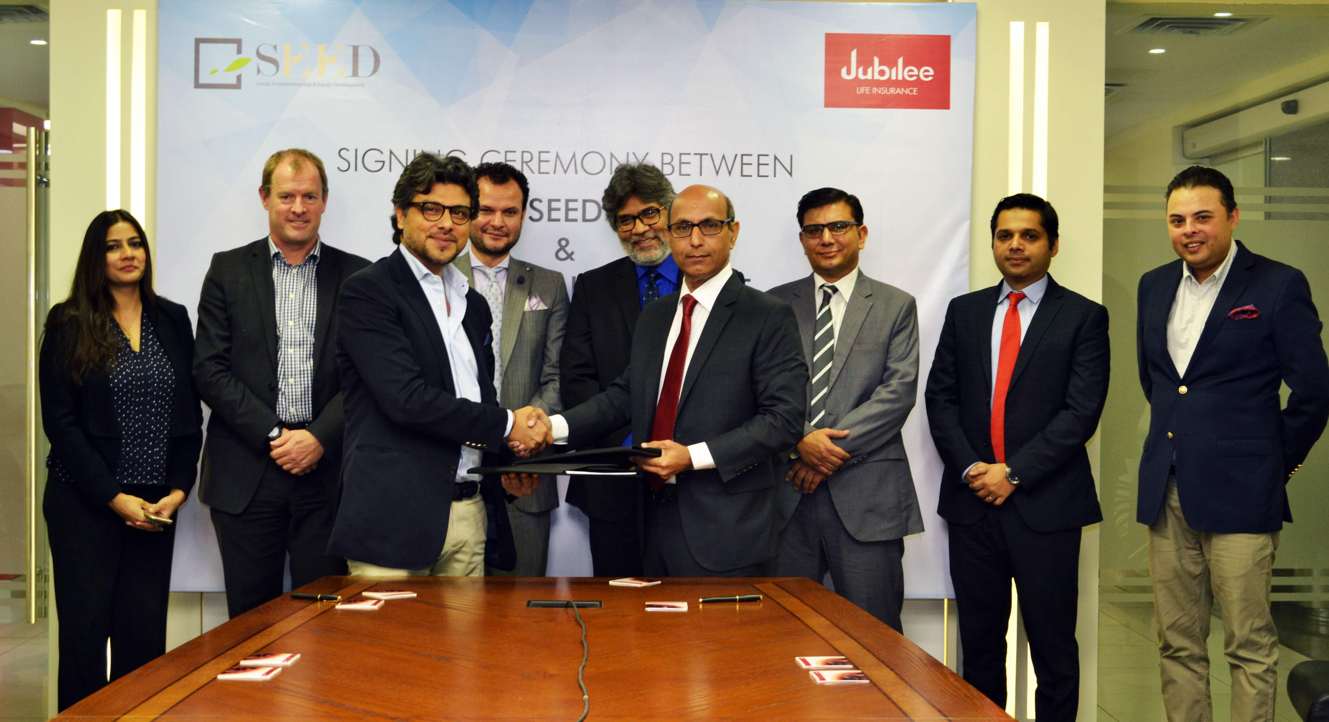 """Jubilee Life collaborates with Prince's Trust International and SEED Ventures for """"Enterprise ..."""