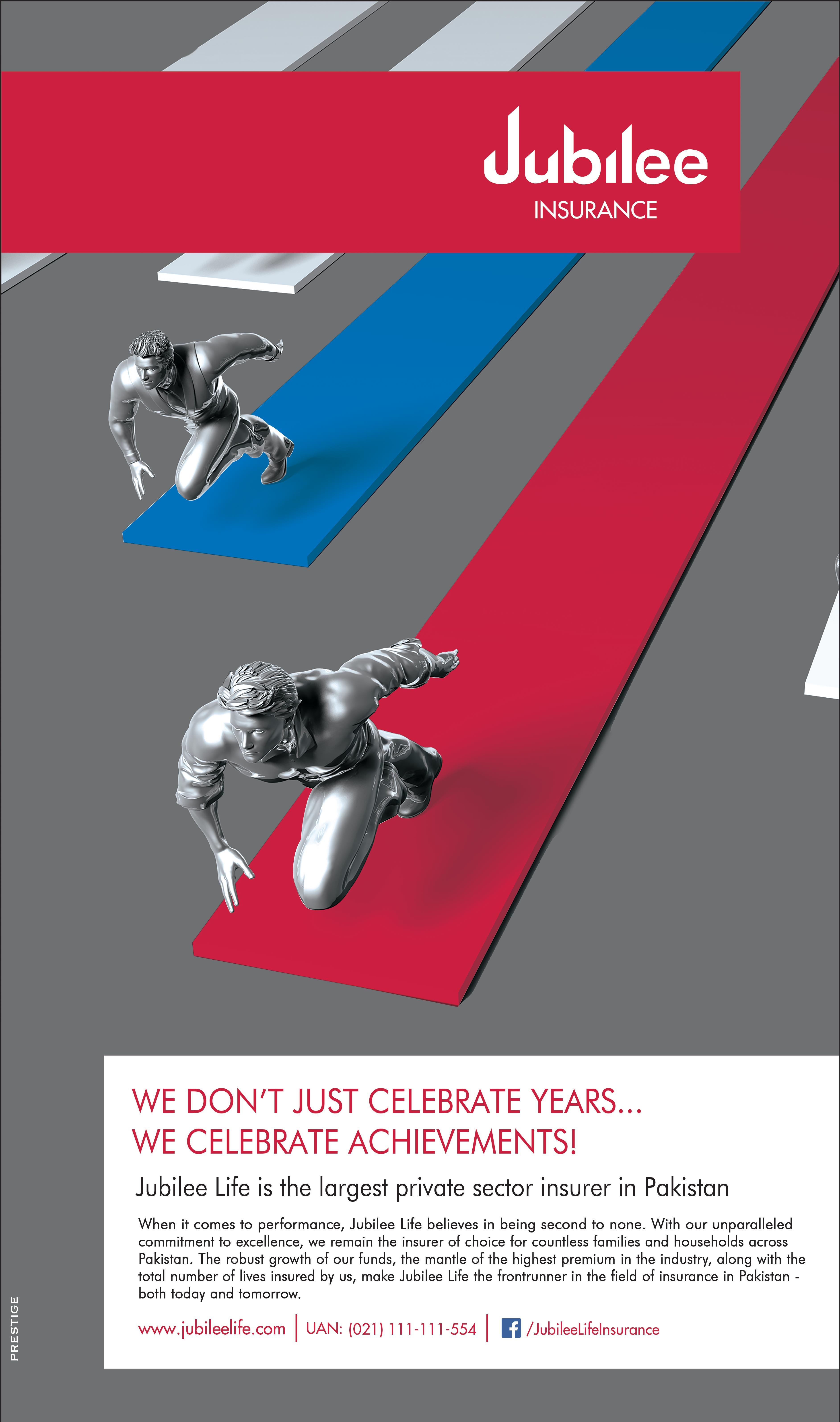 Print Ad Campaigns | Jubilee Life